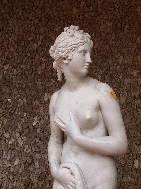 Escultura Afrodite
